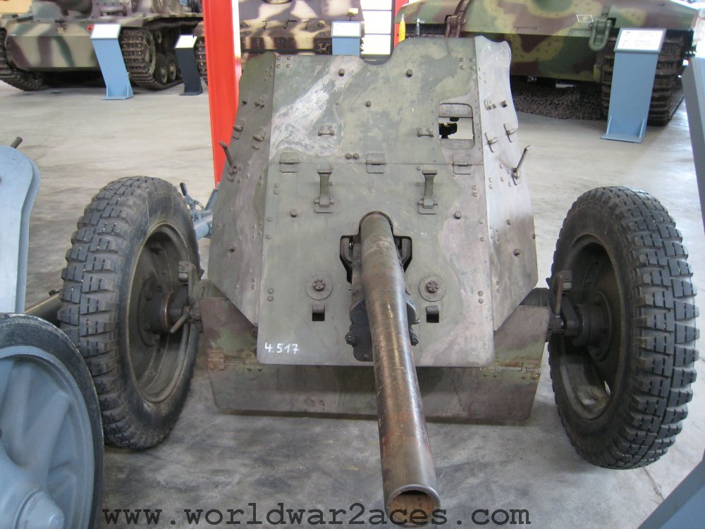 German 50 Mm Anti Tank Gun: 3.7 Cm Antitank Gun Photos